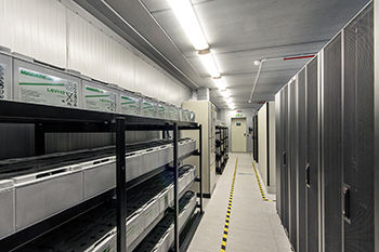 DEAC data center Riga