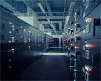 Data center in London DEAC