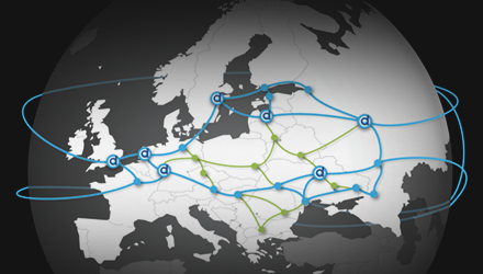 Reliable data centers in Frankfurt and Moscow | DEAC
