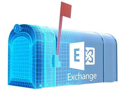 Microsoft Exchange e-mail SaaS DEAC