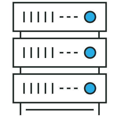 Server clusters DEAC