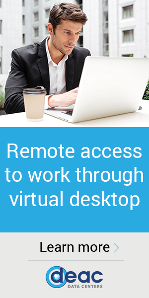 Remote work RDP DEAC
