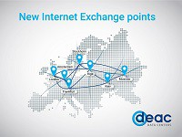 Internet Exchange in Europe and Russia DEAC